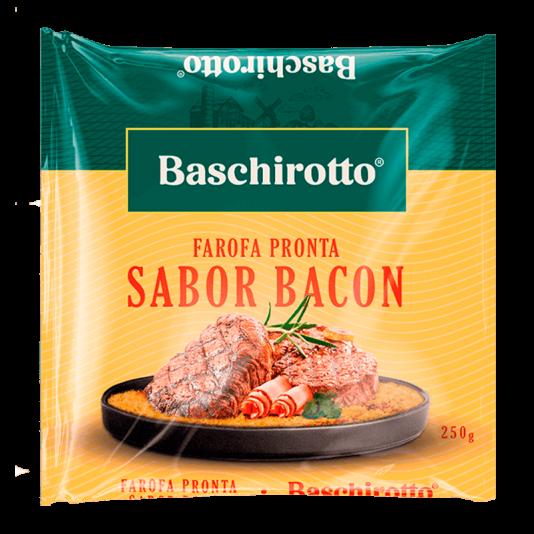 Farofa sabor bacon